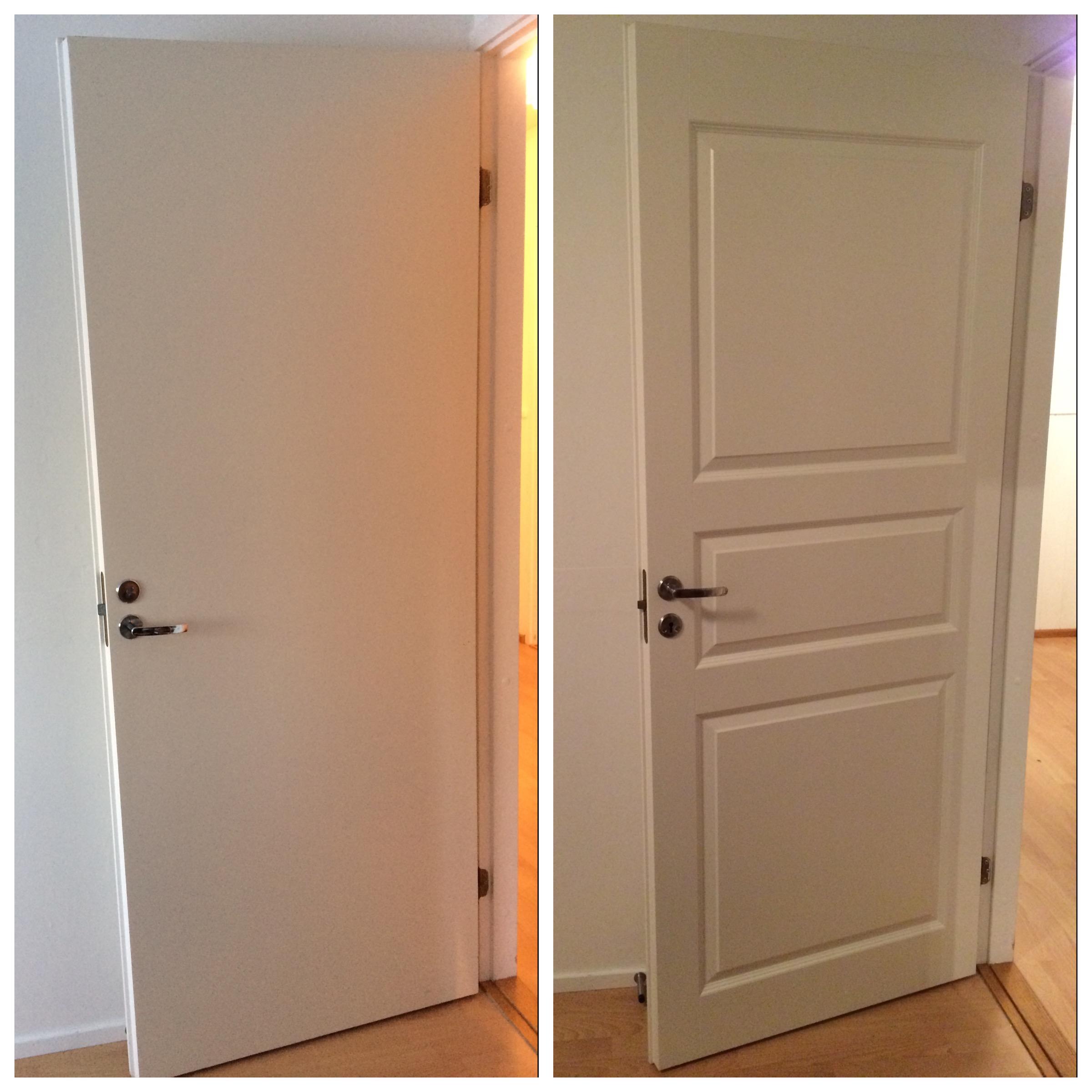 Väliovet ennen ja jälkeen – Koti ja remontointipalvelu